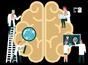 Delirium tremens affect the brain
